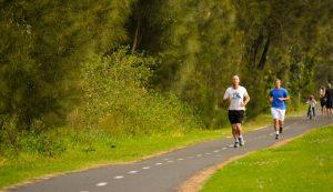 jogging man photography